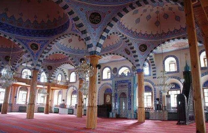 مسجد کاپو 1 - مسجد کاپو قونیه ترکیه