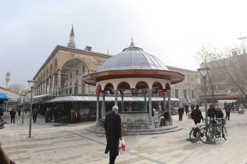 مسجد کاپو 4 - مسجد کاپو قونیه ترکیه