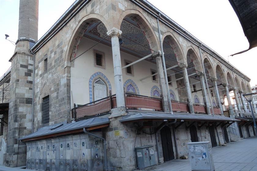 مسجد کاپو 5 - مسجد کاپو قونیه ترکیه