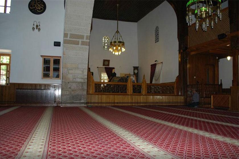 مقبره شمس تبریزی قونیه ترکیه