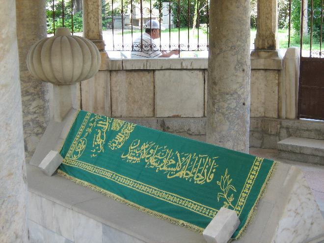 مقبره ملانصرالدین 2 - مقبره ملانصرالدین قونیه ترکیه