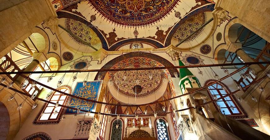مقبره مولانا 2 - آرامگاه مولانا قونیه ترکیه