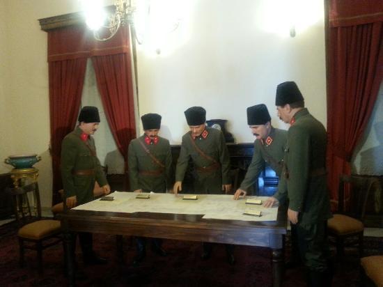 موزه آتاتورک ازمیر
