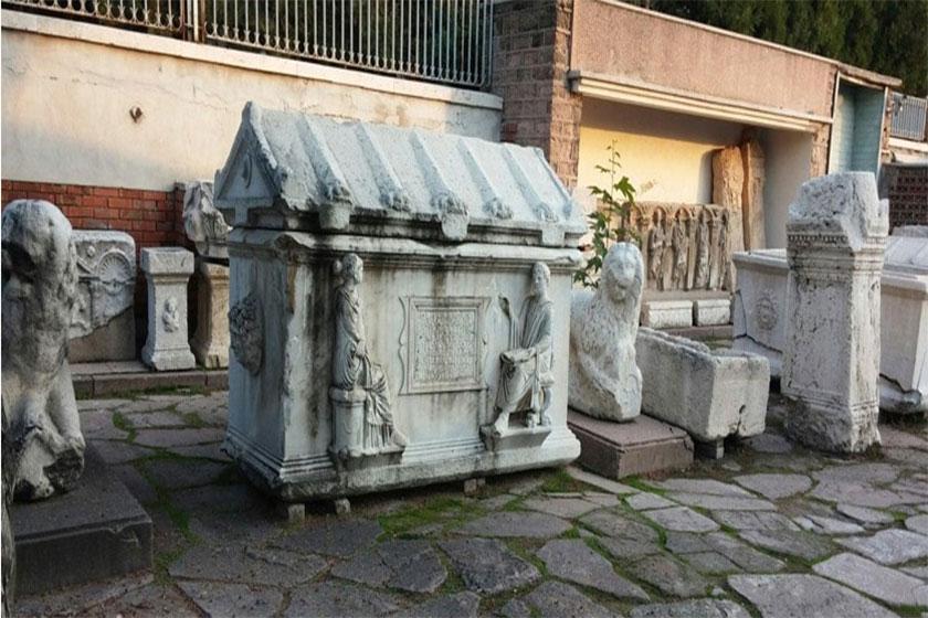 موزه باستان شناسی قونیه ترکیه