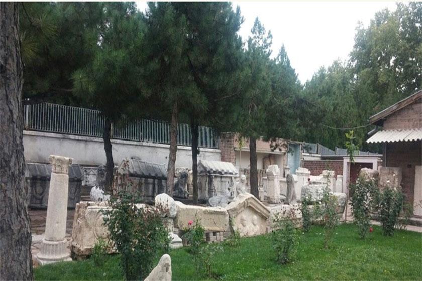 موزه باستان شناسی قونیه 2 - موزه باستان شناسی قونیه ترکیه