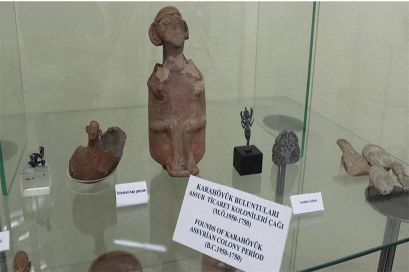 موزه باستان شناسی قونیه 3 - موزه باستان شناسی قونیه ترکیه