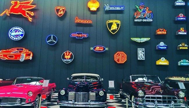 موزه ماشین کی ازمیر