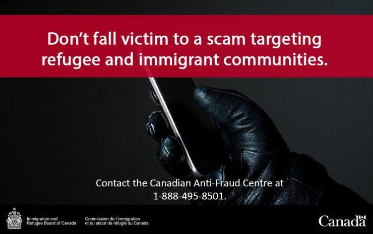 هشدار به مهاجران در کانادا - هشدار دولت کانادا به مهاجران
