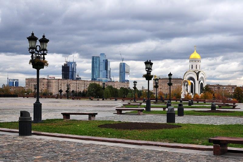 پارک پیروزی مسکو 3 - پارک پیروزی مسکو روسیه