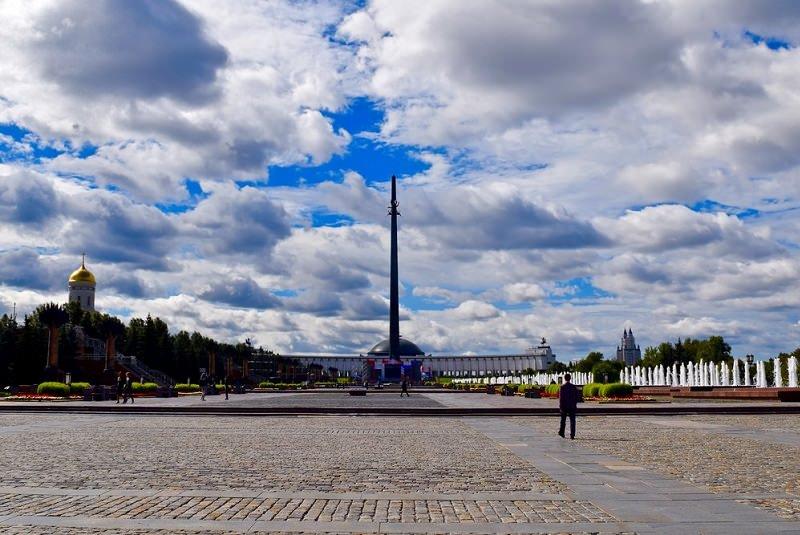 پارک پیروزی مسکو 4 - پارک پیروزی مسکو روسیه