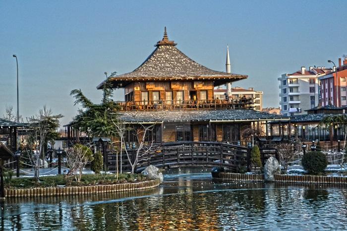 پارک ژاپنی کیوتو 3 - پارک ژاپنی کیوتو قونیه ترکیه