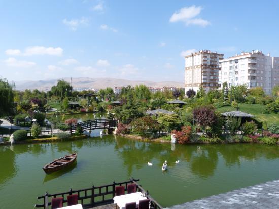 پارک ژاپنی کیوتو 5 - پارک ژاپنی کیوتو قونیه ترکیه
