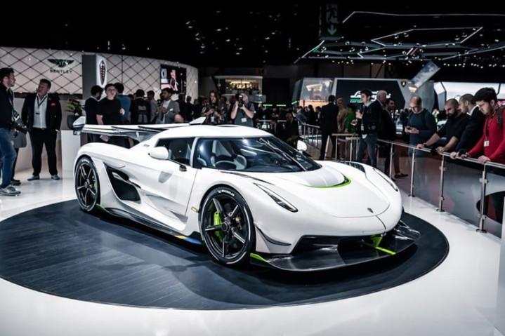 پرسرعت ترین خودوری جهان در سوئد - پرسرعت ترین خودروی جهان در سوئد
