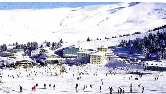پیست اسکی کاراتپه استانبول