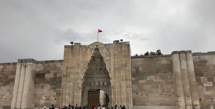 کاروانسرای سلطان هانی 3 - کاروانسرای سلطان هانی قونیه ترکیه