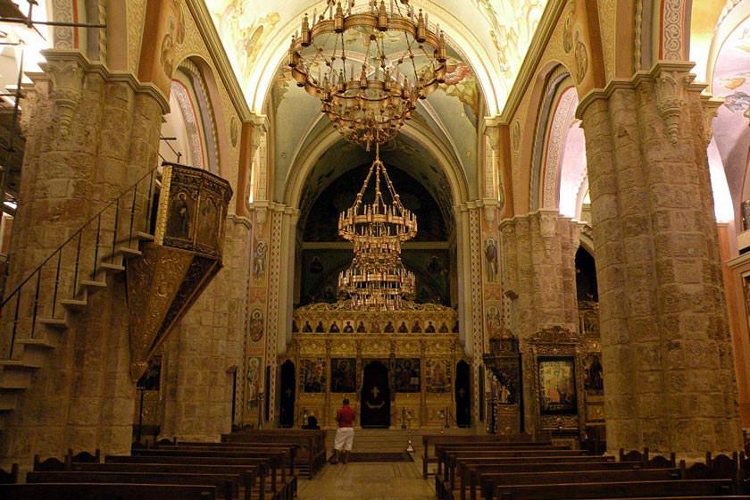 کلیسای سنت جورج استانبول