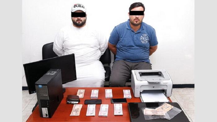 اسکناس جعلی امارات - کشف اسکناسهای جعلی در امارات