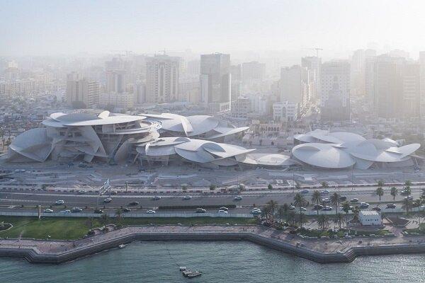 افتتاح موزه ملی قطر - افتتاح موزه ملی قطر