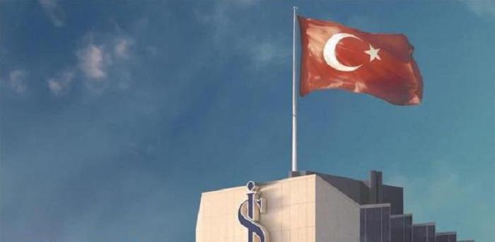 ایش بانک ترکیه - ایش بانک ترکیه در فهرست برترین های جهان