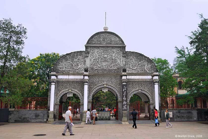 باغ وحش پکن 3 - باغ وحش پکن چین