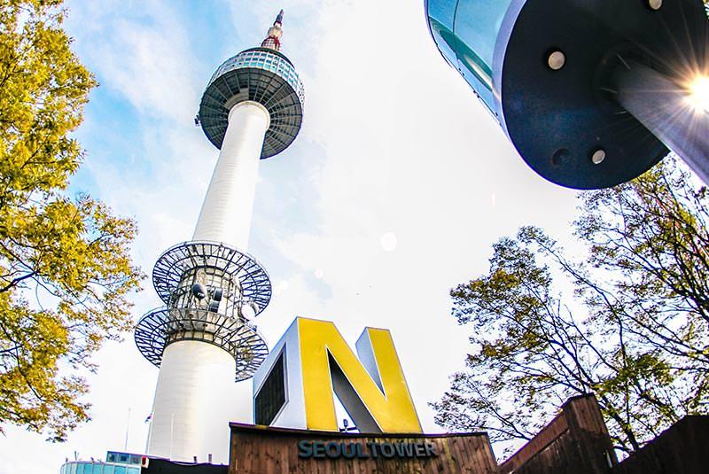 برج ان سئول 4 - برج ان سئول کره جنوبی