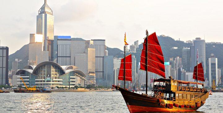 بندرگاه ویکتوریا هنگ کنگ 1 - بندرگاه ویکتوریا هنگ کنگ چین