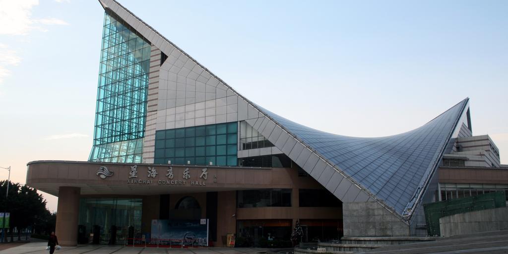 تالار موسیقی زینگ های گوانجو 2 - تالار موسیقی زینگ های گوانجو چین
