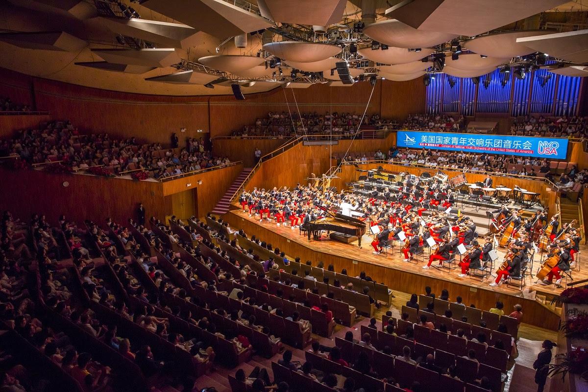 تالار موسیقی زینگ های گوانجو 3 - تالار موسیقی زینگ های گوانجو چین