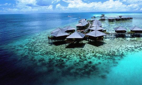 جزیره سیپادان 1 - جزیره سیپادان کوالالامپور مالزی
