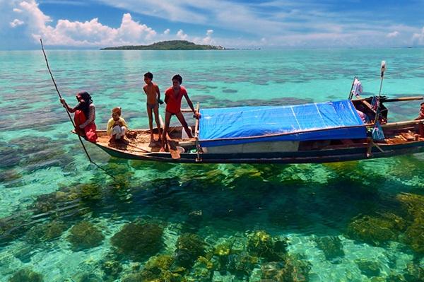 جزیره سیپادان 3 - جزیره سیپادان کوالالامپور مالزی