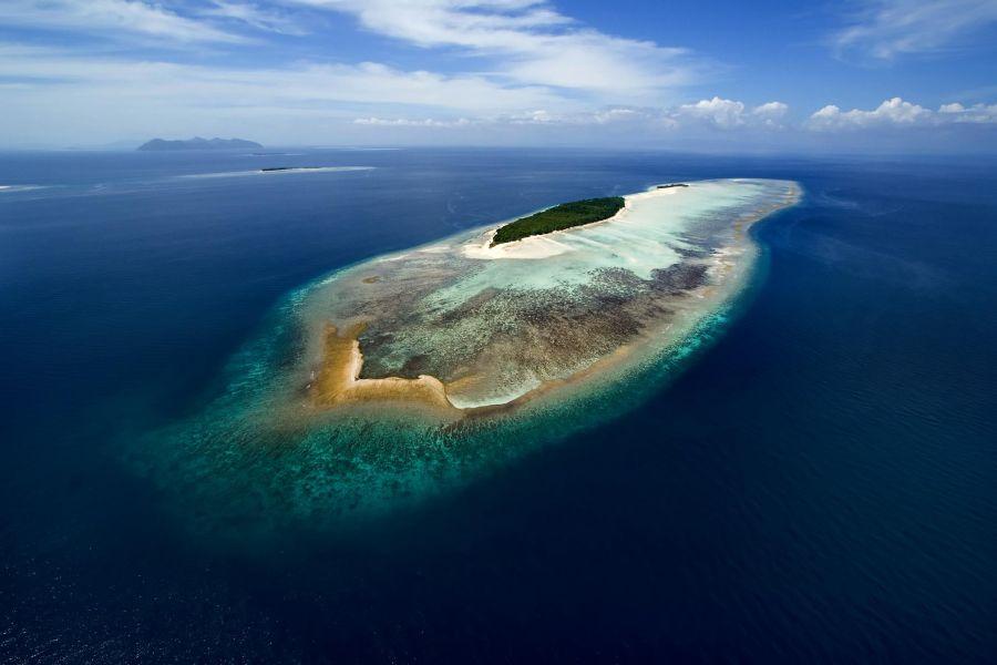 جزیره سیپادان کوالالامپور مالزی