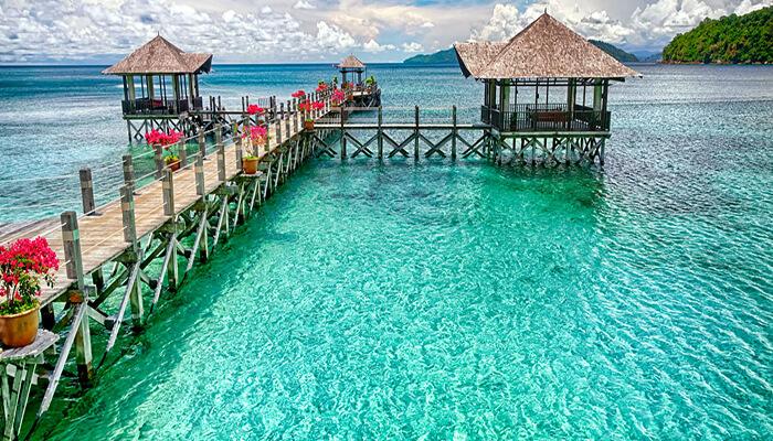 جزیره صباح 3 - شهرهای مالزی