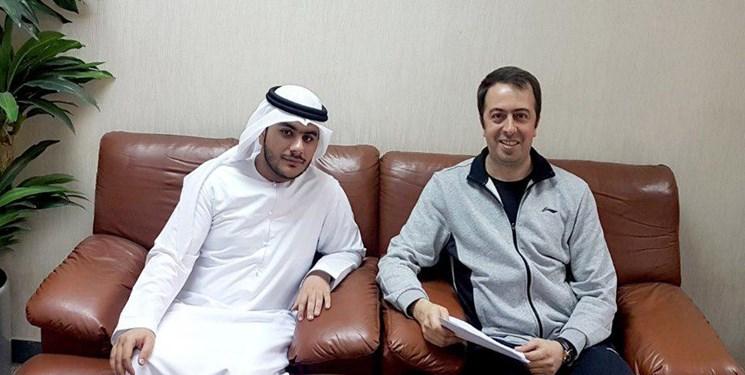 جلسه هماهنگی پرسپولیس با باشگاه الوصل - جلسه هماهنگی پرسپولیس با باشگاه الوصل