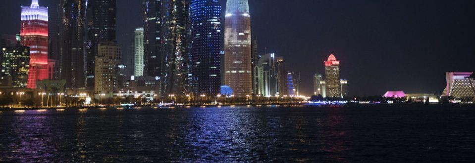 حمایت امیر قطر از اقدامات پوتین - حمایت امیر قطر از اقدامات پوتین