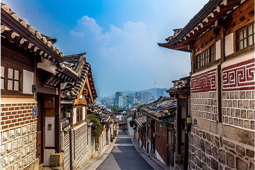 روستای بوکچون هانوک 1 - روستای بوکچون هانوک سئول کره جنوبی