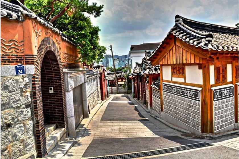روستای بوکچون هانوک 2 - روستای بوکچون هانوک سئول کره جنوبی