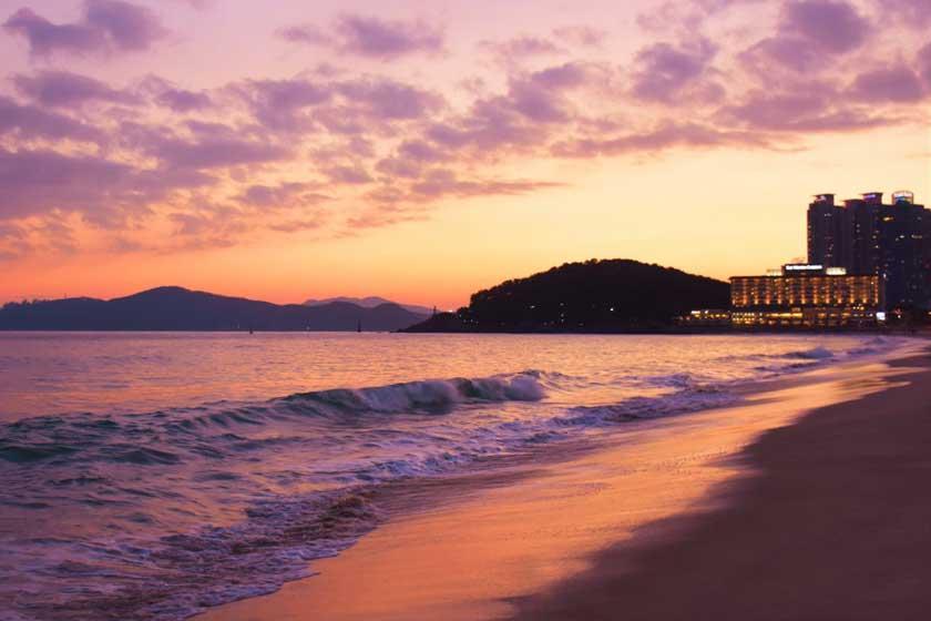 ساحل هیوندای 3 - ساحل هیوندای بوسان کره جنوبی