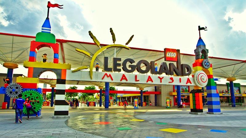 شهربازی لگولند 4 - مراکز تفریحی مالزی (کاملترین به زبان فارسی)