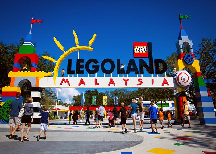 شهربازی لگولند 5 - مراکز تفریحی مالزی (کاملترین به زبان فارسی)