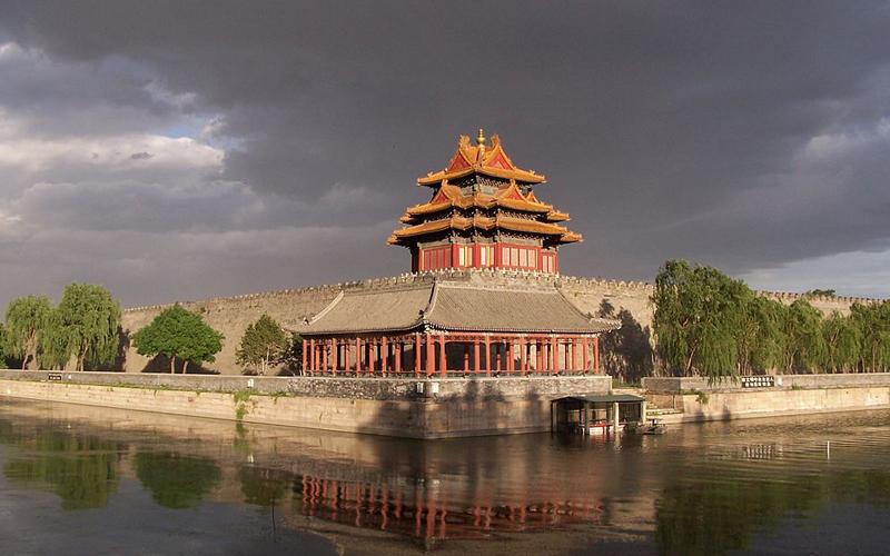 شهر ممنوعه پکن 2 - شهر ممنوعه پکن چین