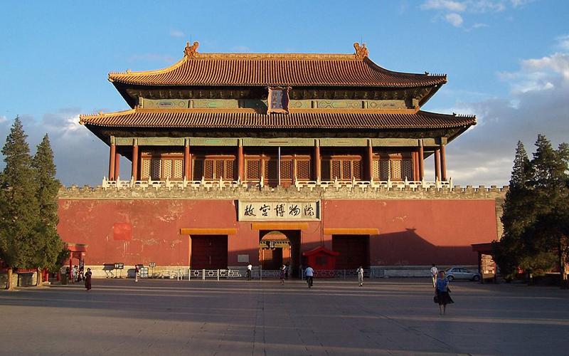شهر ممنوعه پکن 4 - شهر ممنوعه پکن چین