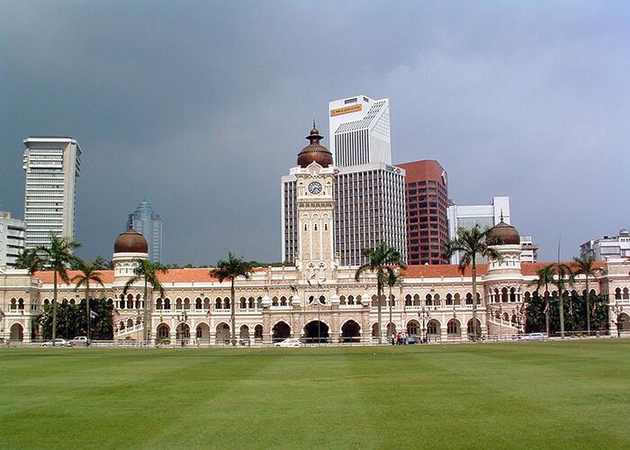 قصر سلطان عبدالصمد 2 - مراکز تفریحی مالزی (کاملترین به زبان فارسی)