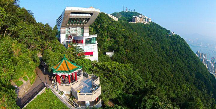 قله ویکتوریا 1 - قله ویکتوریا هنگ کنگ چین