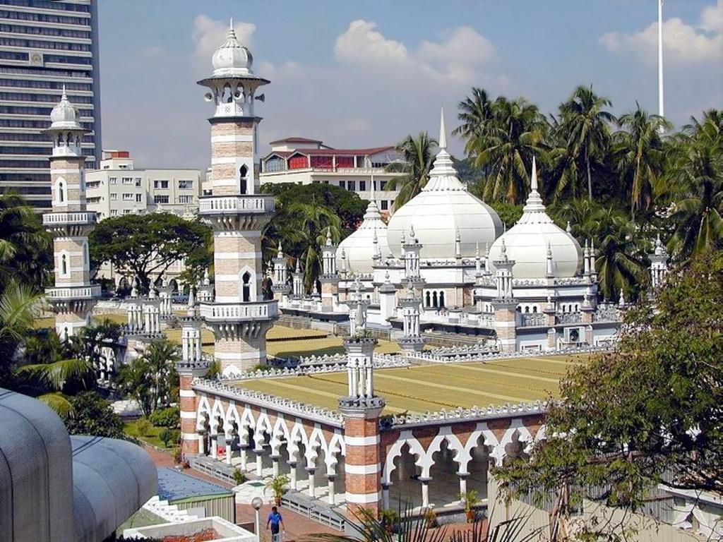 مسجد جامیک کوالالامپور