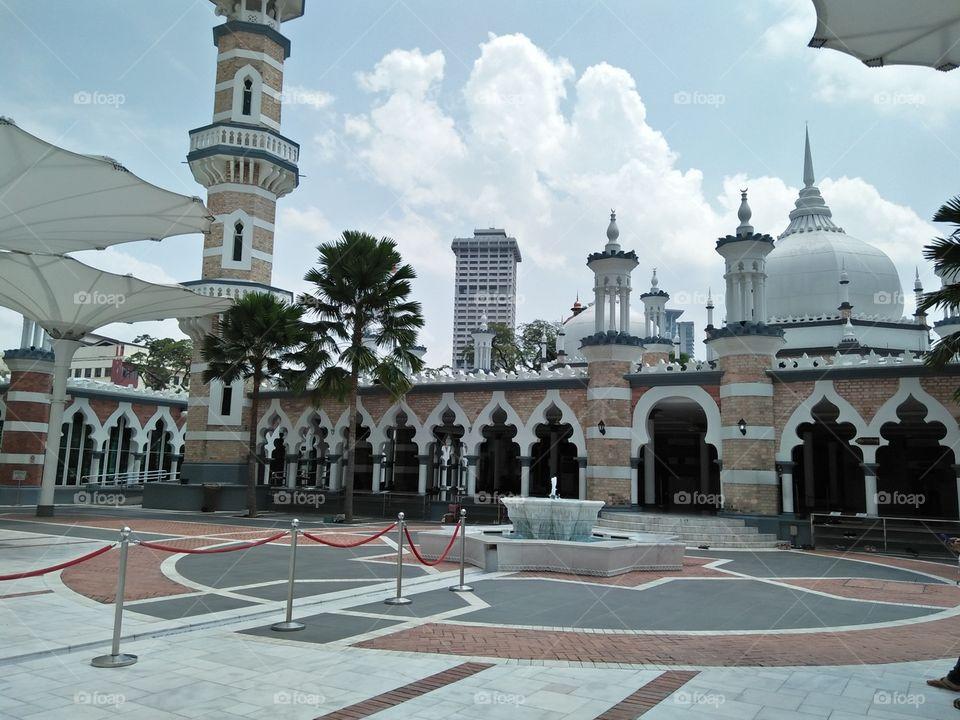مسجد جامیک مالزی