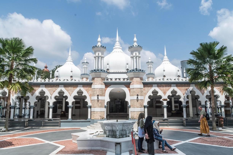 مسجد جامیک 4 - مراکز تفریحی مالزی (کاملترین به زبان فارسی)