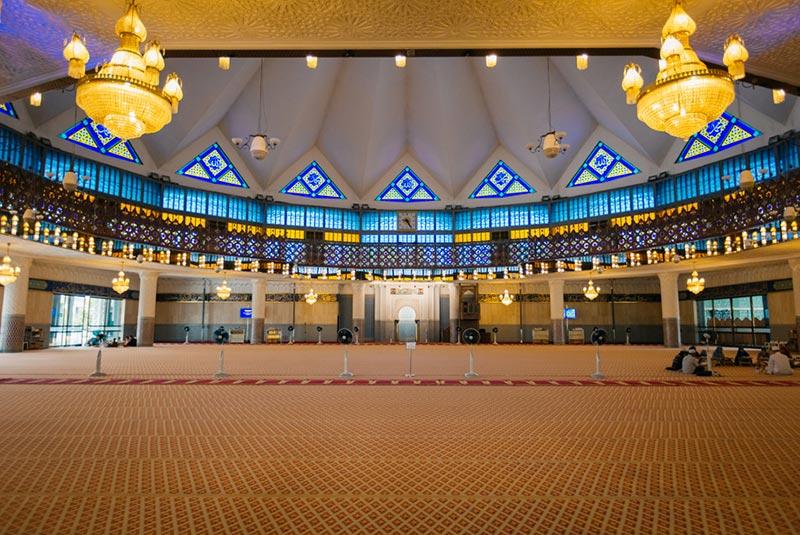 مسجد نگارا 2 - مراکز تفریحی مالزی (کاملترین به زبان فارسی)