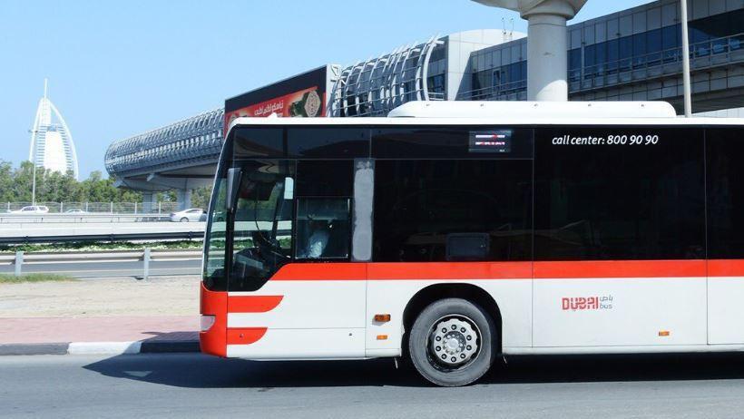 مسیراتوبوس دوبی - معرفی مسیرهای جدید اتوبوس در دوبی