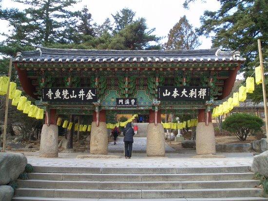 معبد بیومیوزا 1 - معبد بیومیوزا بوسان کره جنوبی