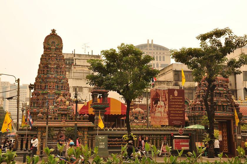 معبد سری ماهاماریمان 3 - معبد سری ماهاماریمان کوالالامپور مالزی